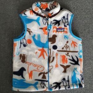 Patagonia Fleece Vest 3t